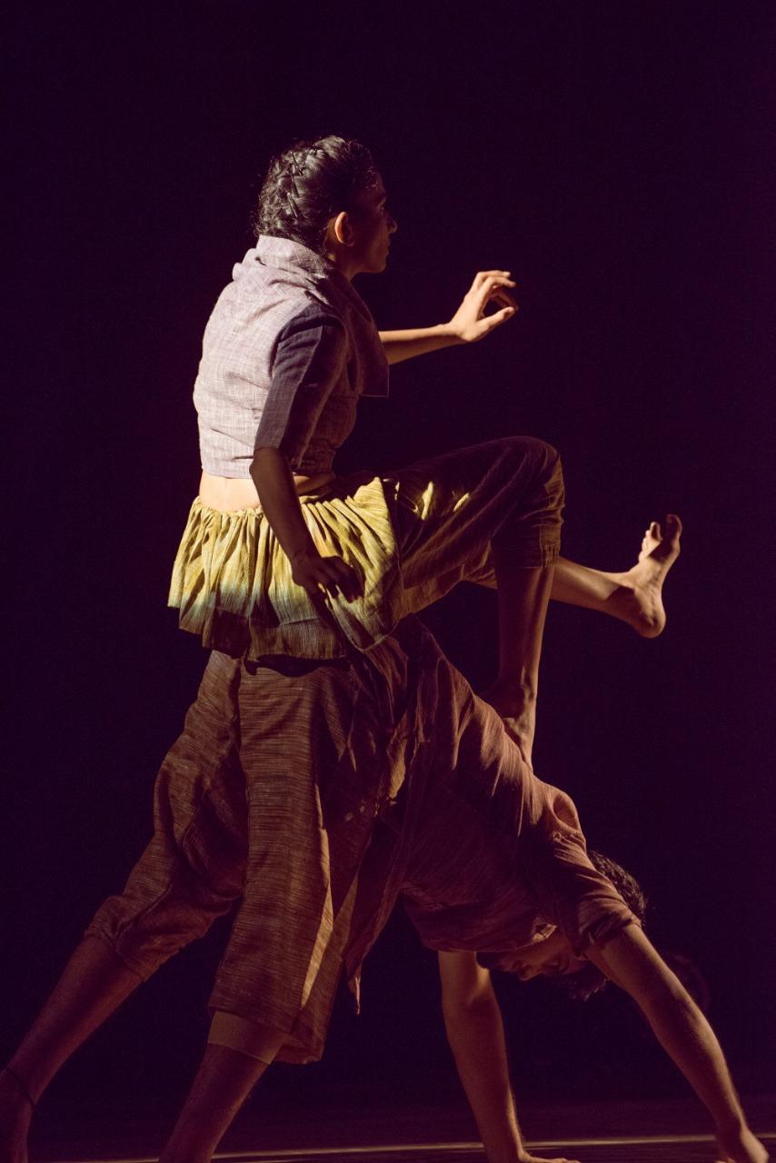 pyre loka, pyre ,ADA rangamandira, Sarvam, LOKA studio for movement practices