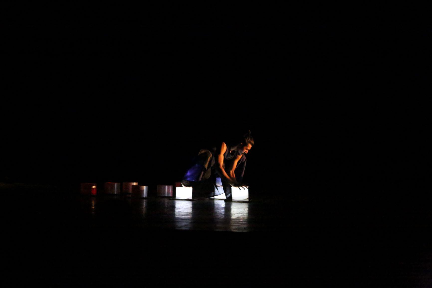 Vishwakiran Nambi, Adhyaya, LOKA studio for movement practices