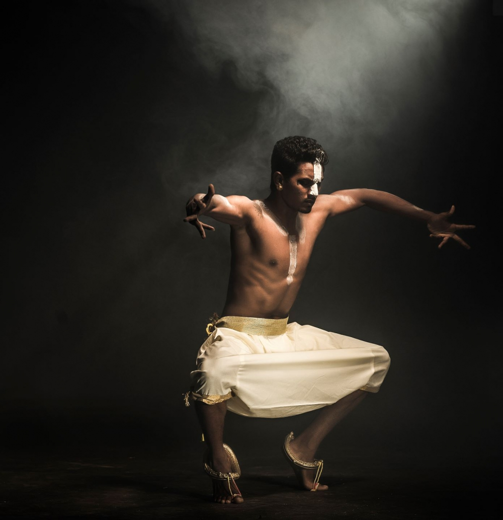 Vishwakiran Nambi ,NSD ,LOKA studio for movement practices