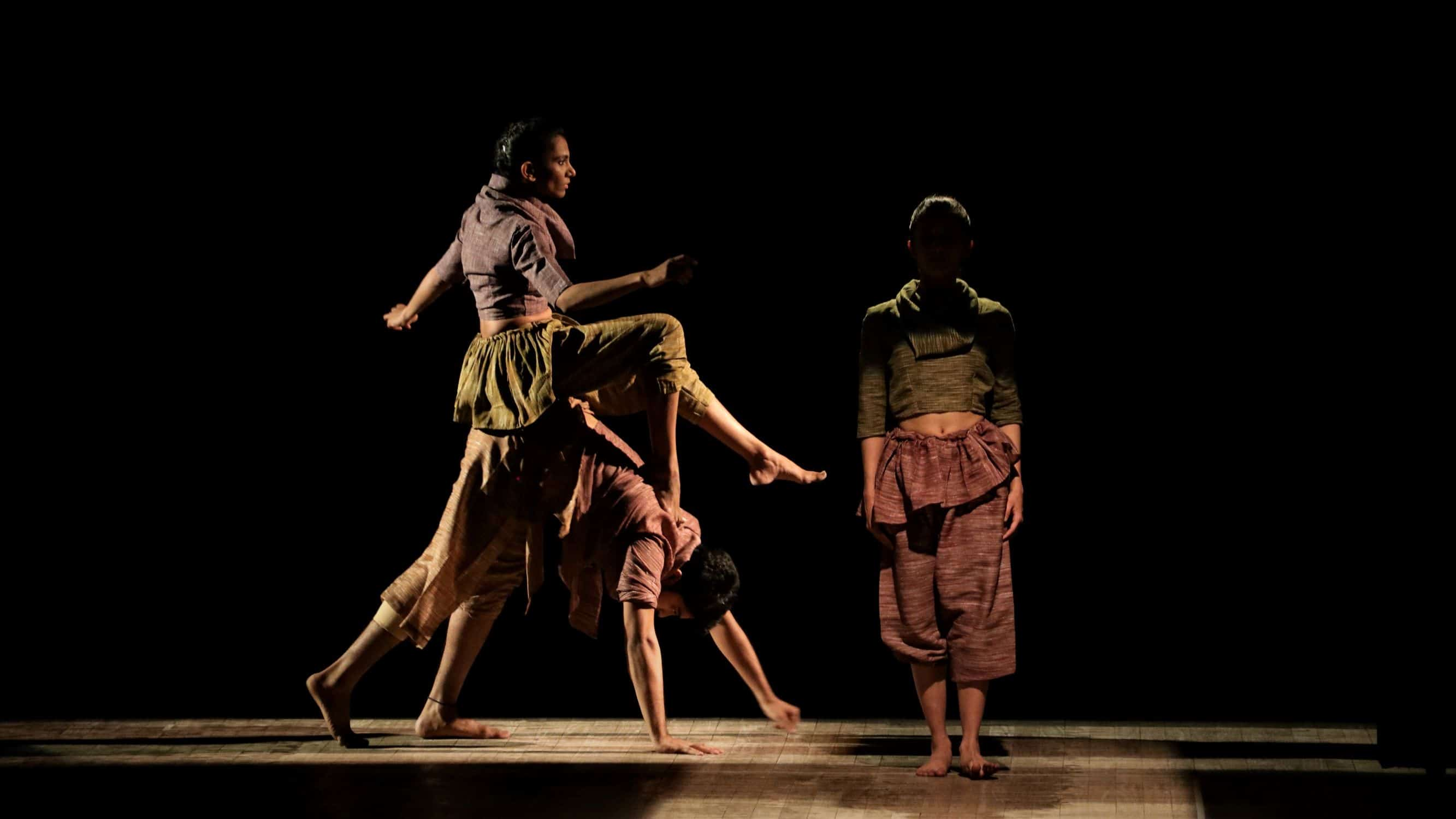 Pyre by Vishwakiran nambi, ADA rangamandhira, Sarvam, LOKA studio for movement practices